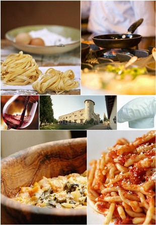 learn to cook in tuscany